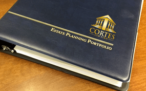 Your estate planning binder proper maintenance cortes law firm estate planning binder cortes law cortes law firm estate planning cortes law firm solutioingenieria Choice Image